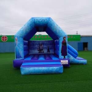 Frozen Bouncy Castle Large